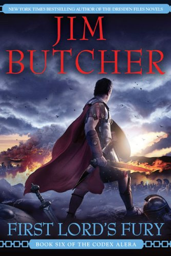 First Lord's Fury - Jim Butcher