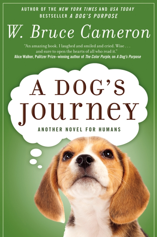 A Dog's Journey - W. Bruce Cameron
