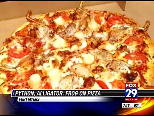 Python Pizza
