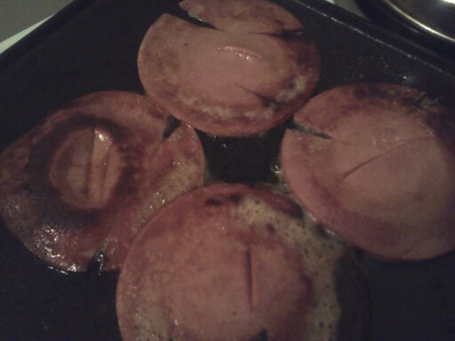 Fried Bologna Saturday Night