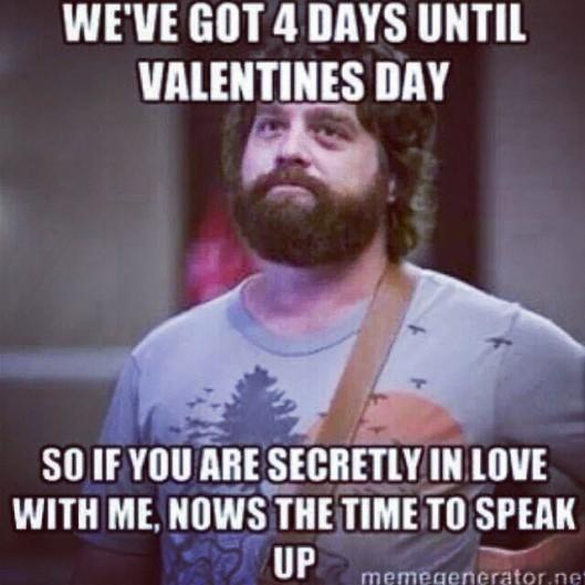 Valentine's Day: Love Me?