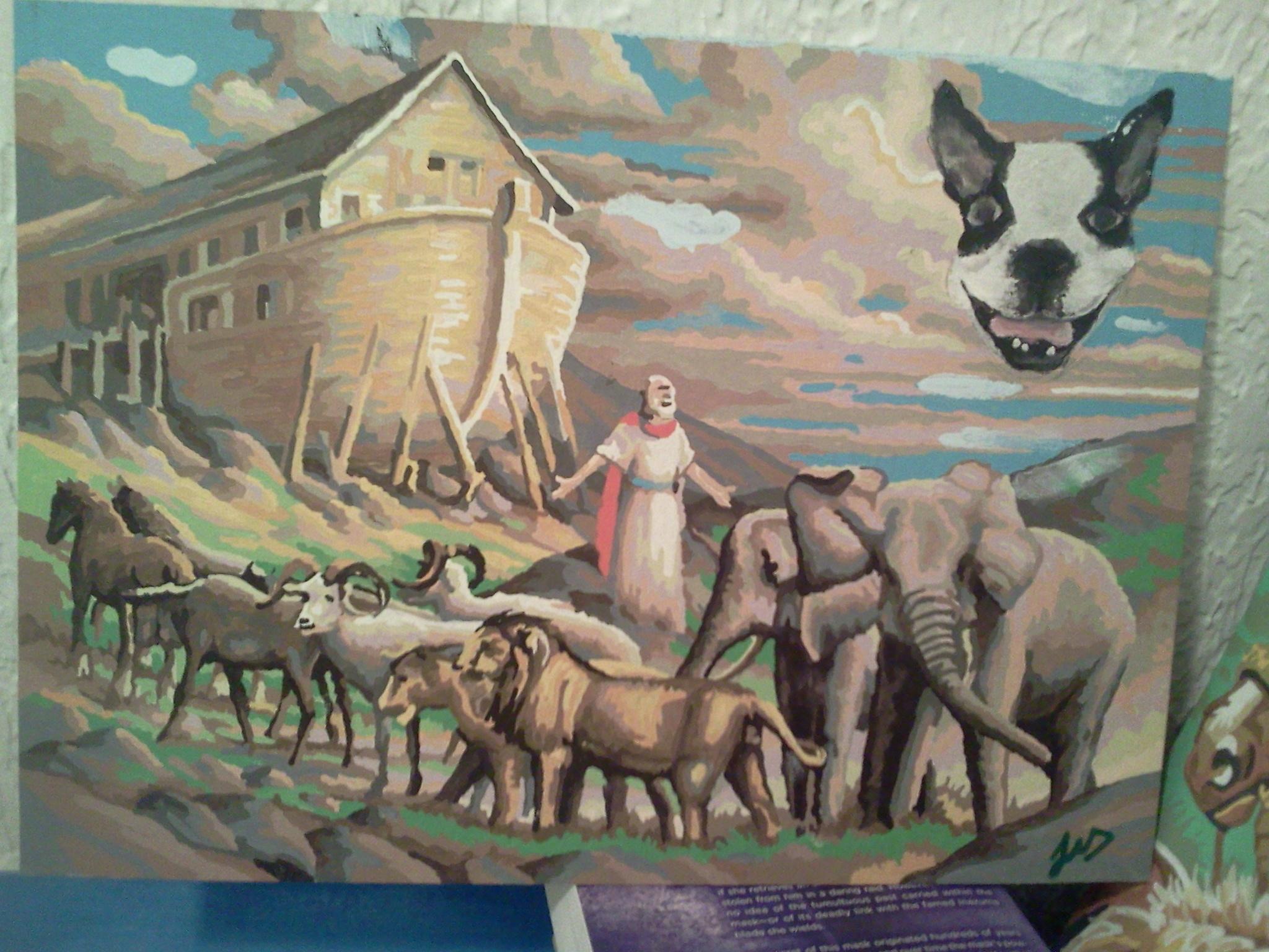 Noah's Ark, and Squeak