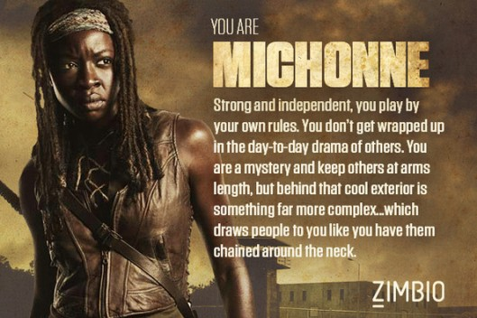 I Am Michonne