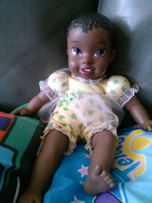 I Bought a Black Baby at the Flea Market